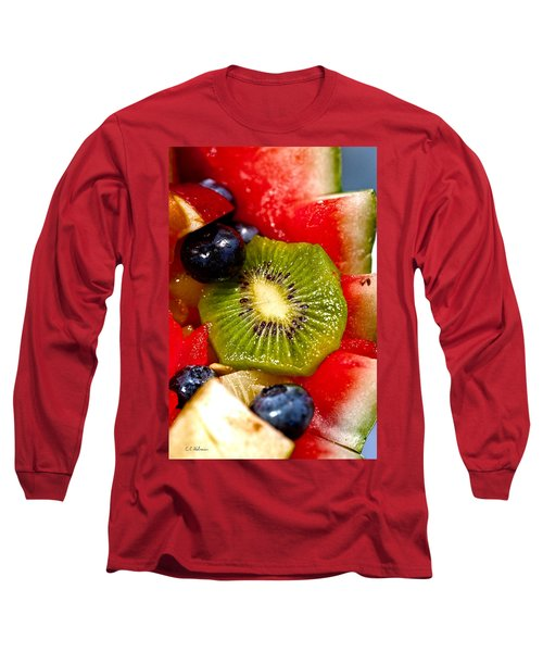 Refreshing Long Sleeve T-Shirt by Christopher Holmes