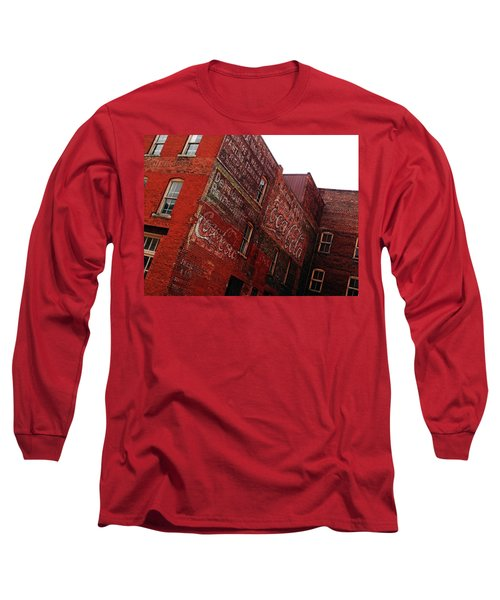 Refreshingly Classic Long Sleeve T-Shirt