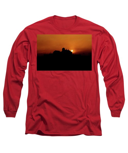 Long Sleeve T-Shirt featuring the photograph Remember The Sun by Robert Geary