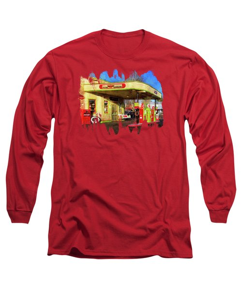 Remember When There Was Service Long Sleeve T-Shirt