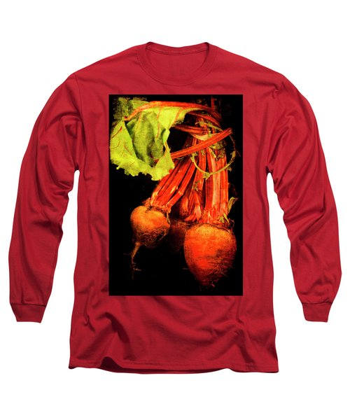 Renaissance Beetroot Long Sleeve T-Shirt
