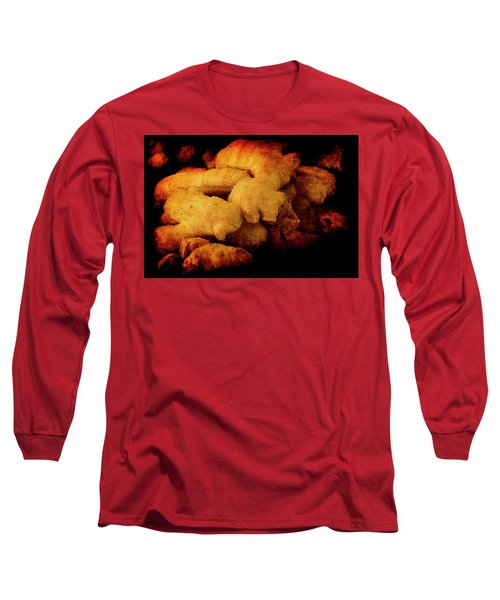 Renaissance Ginger Long Sleeve T-Shirt