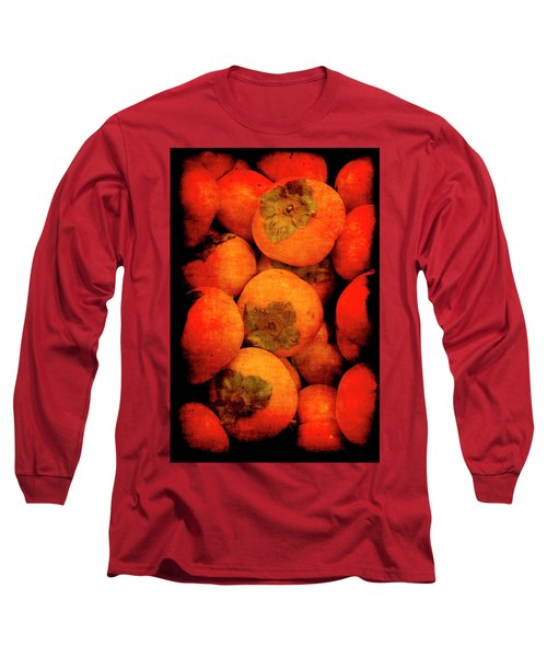 Renaissance Persimmons Long Sleeve T-Shirt