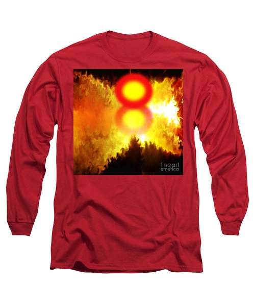 Resurrection Day For The Perished Long Sleeve T-Shirt by Belinda Threeths
