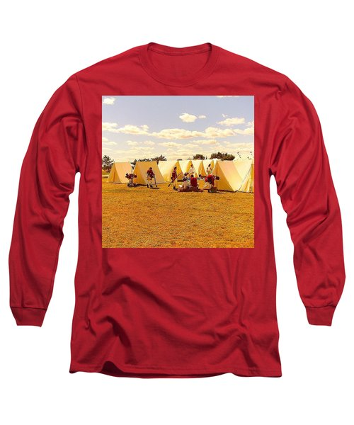 A Revolutionary Day  Long Sleeve T-Shirt