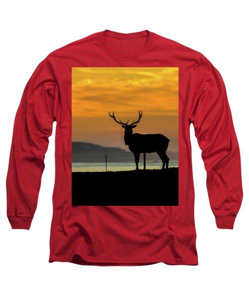 Reyes Morning  Long Sleeve T-Shirt