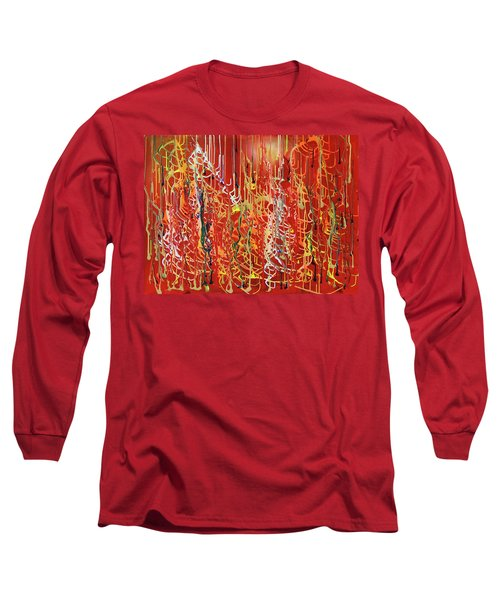 Rib Cage Long Sleeve T-Shirt by Ralph White
