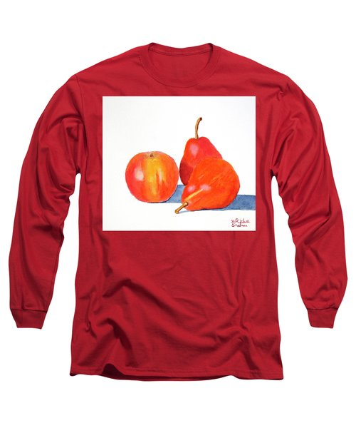 Ripe And Ready To Eat Long Sleeve T-Shirt