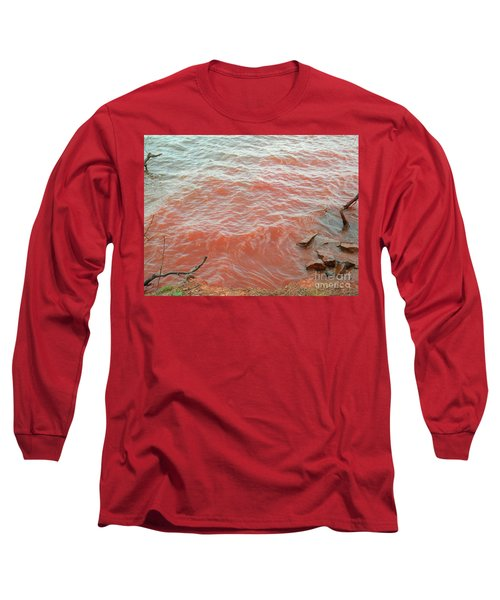 Rivers Of Blood Revelation Long Sleeve T-Shirt