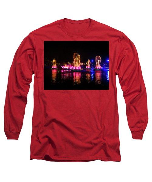 Rivers Of Light Long Sleeve T-Shirt