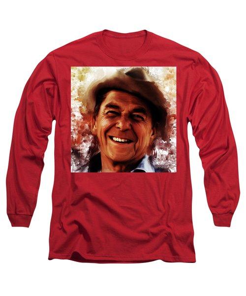 29 Best Corey Reagan Interiors Images On Pinterest: President Ronald Reagan Long Sleeve T-Shirts