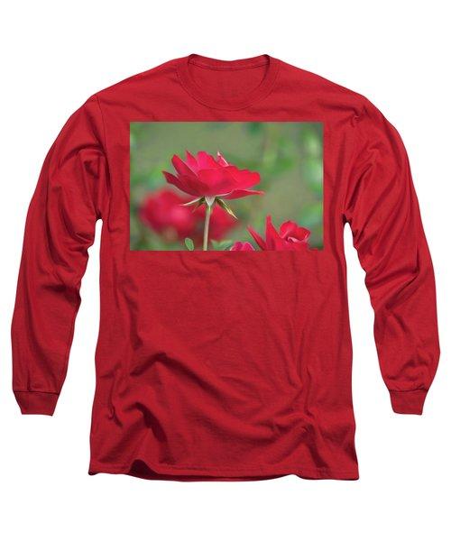 Rose 4 Long Sleeve T-Shirt