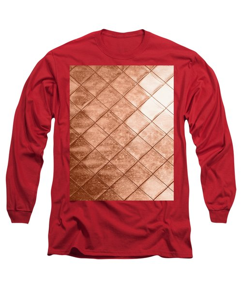 Rose Gold Crush Long Sleeve T-Shirt