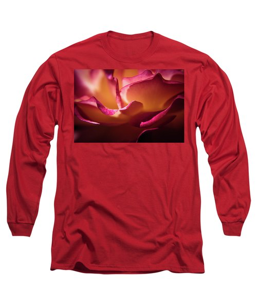 Rose In The Afternoon Long Sleeve T-Shirt