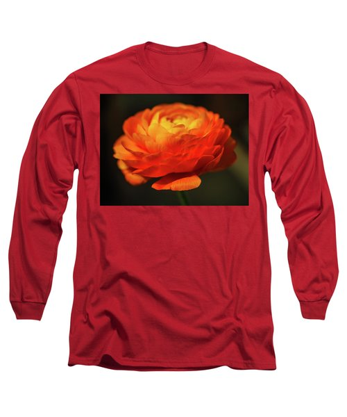 Rose Of Spring Long Sleeve T-Shirt