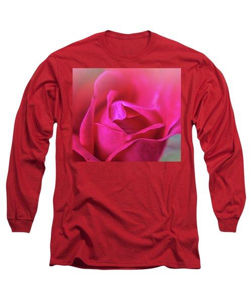 Rosebud Madness Long Sleeve T-Shirt