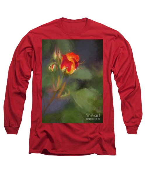 Rosebuds Long Sleeve T-Shirt