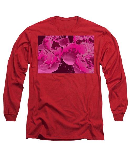 Roses #5 Long Sleeve T-Shirt