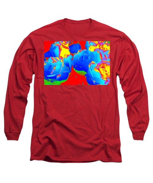 Roses #6 Long Sleeve T-Shirt