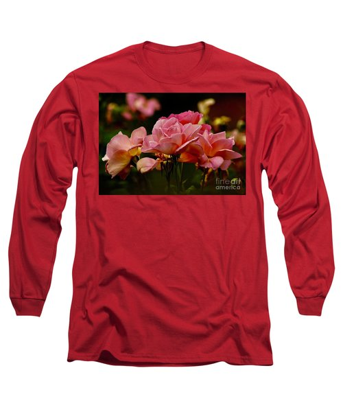 Roses By The Bunch Long Sleeve T-Shirt