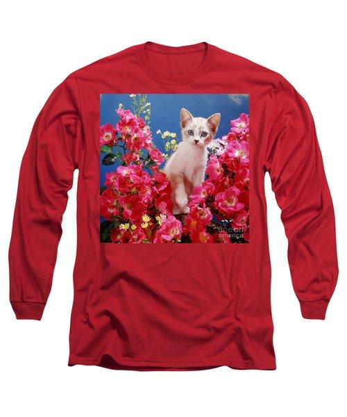 Roses Galore Long Sleeve T-Shirt