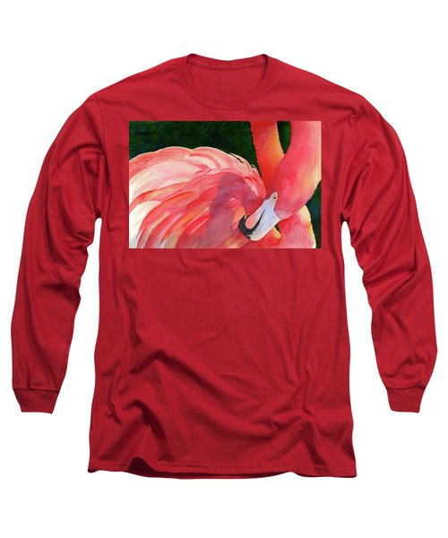 Rosy Outlook Long Sleeve T-Shirt