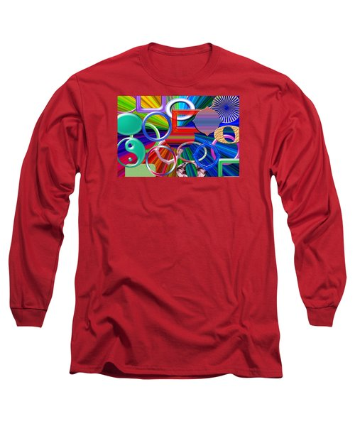 Rounded Long Sleeve T-Shirt