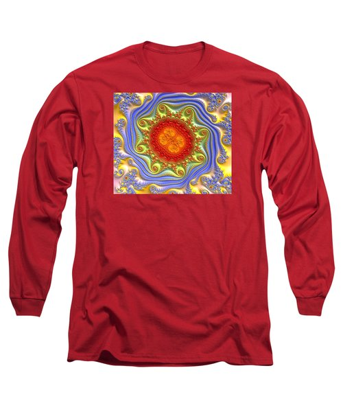 Royal Crown Jewels Long Sleeve T-Shirt