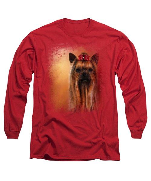 Royal Yorkshire Long Sleeve T-Shirt by Jai Johnson