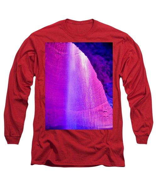 Ruby Niagara Falls Long Sleeve T-Shirt