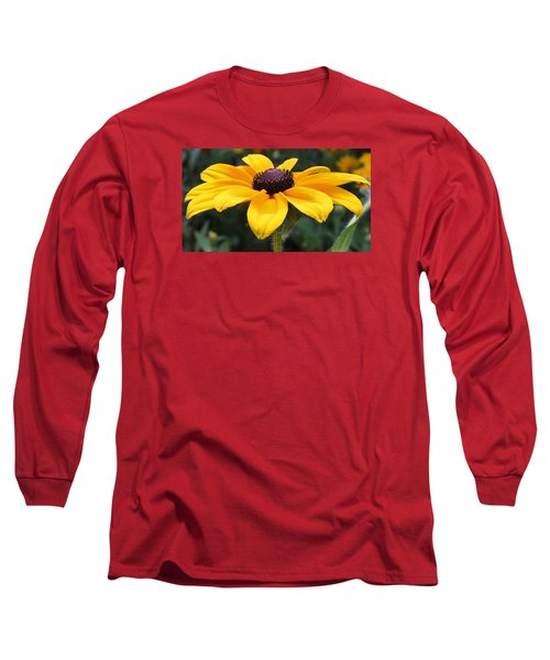 Rudbeckia Bloom Up Close Long Sleeve T-Shirt