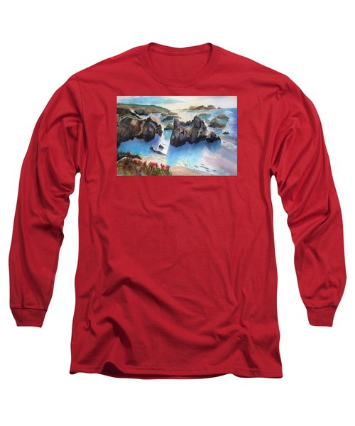 Marin Lovers Coastline Long Sleeve T-Shirt