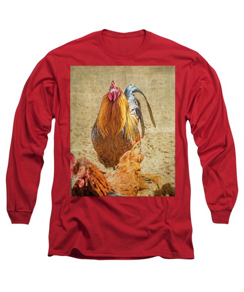 Ruler Of The Roost Long Sleeve T-Shirt