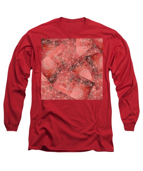 Russet Bubbles Long Sleeve T-Shirt