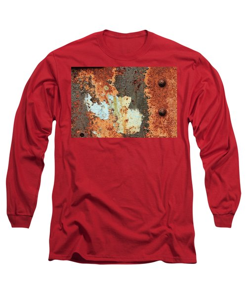 Rusty Layers Long Sleeve T-Shirt
