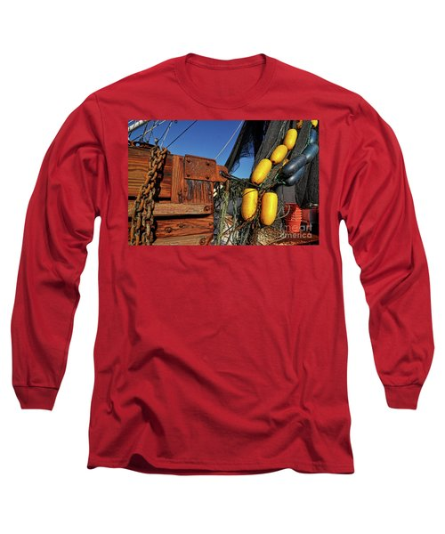 Rusty Shrimping Long Sleeve T-Shirt