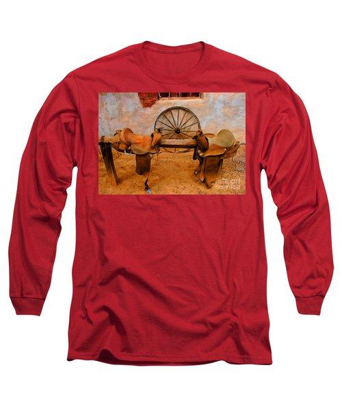 Saddle Town Long Sleeve T-Shirt