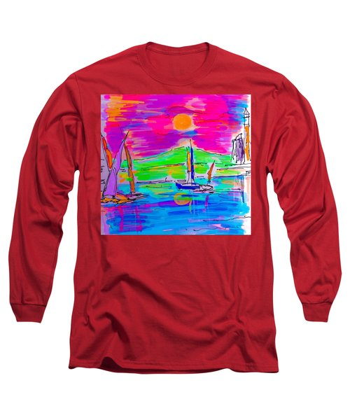 Sail Of The Century Long Sleeve T-Shirt