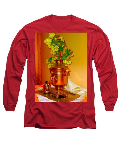 Samovar Long Sleeve T-Shirt