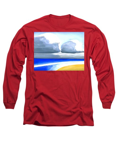 San Juan Cloudscpe Long Sleeve T-Shirt by Dick Sauer