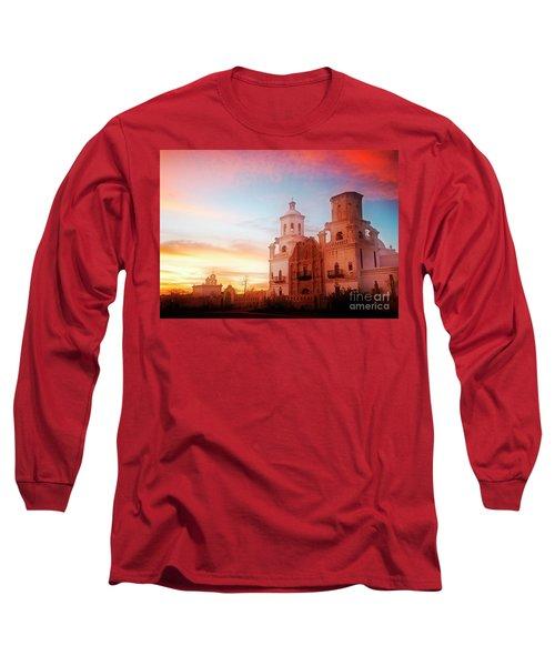San Xavier Del Bac Long Sleeve T-Shirt