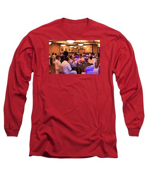 Sanderson - 4559 Long Sleeve T-Shirt by Joe Finney