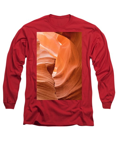 Sandstone Swirls  Long Sleeve T-Shirt