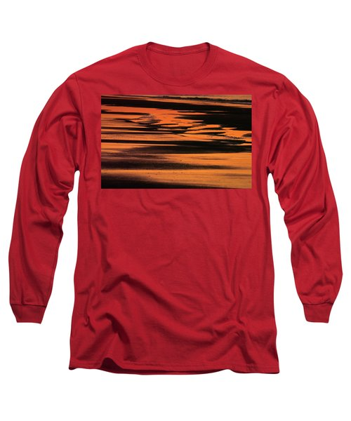 Sandy Reflection Long Sleeve T-Shirt