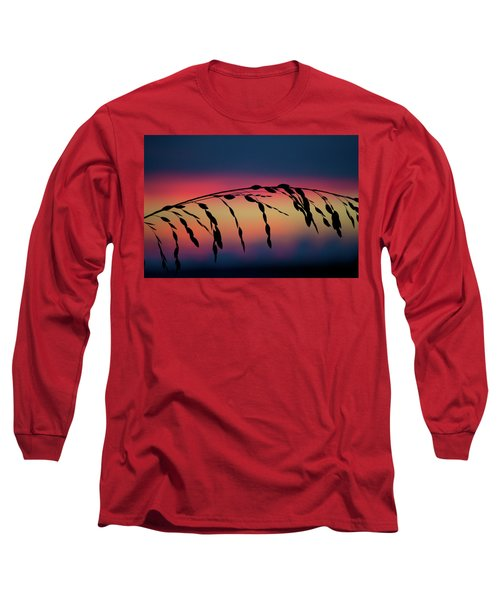 Sanibel Sea Oats Long Sleeve T-Shirt