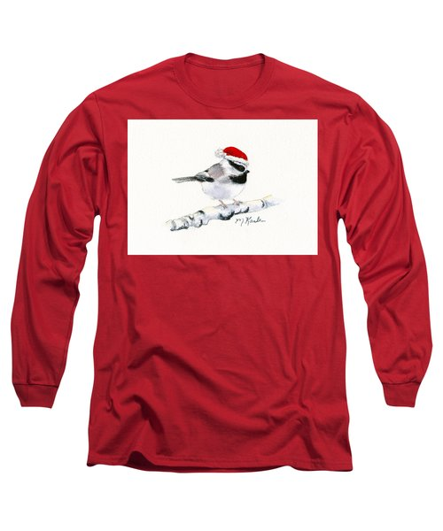 Santa Bandit - Chickadee Long Sleeve T-Shirt