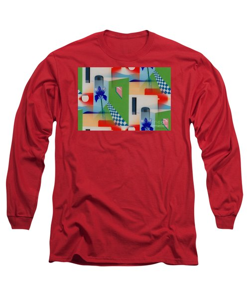 Santa Fe Adobe - #1 Long Sleeve T-Shirt