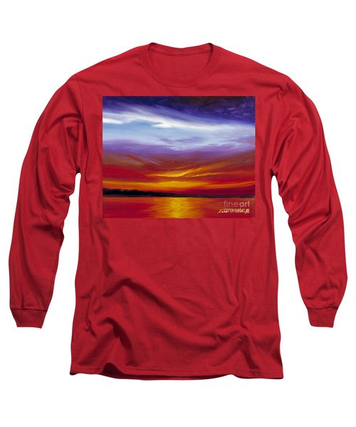 Sarasota Bay I Long Sleeve T-Shirt
