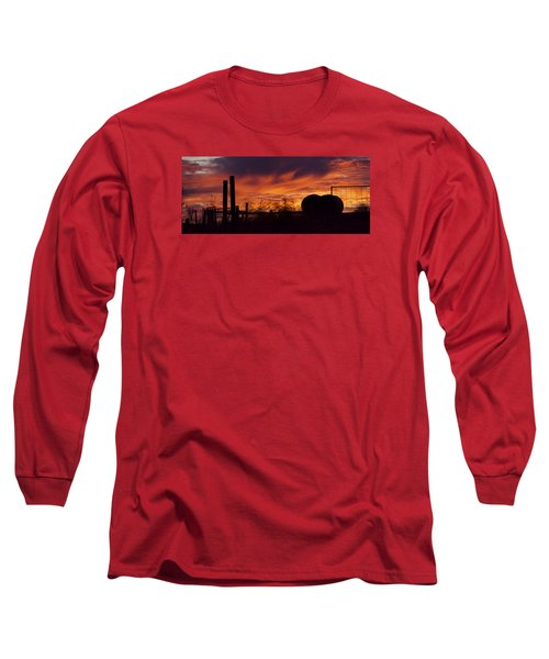 Saskatchewan Long Sleeve T-Shirt