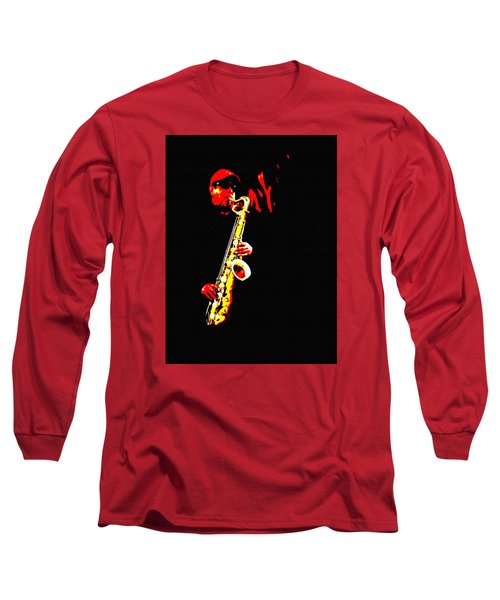 Sax Tribute Long Sleeve T-Shirt